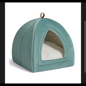 Small Pet Tent Bed
